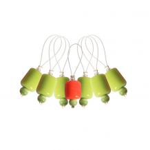 KnitPro Маркер для вязания Holly Падуб, 7 шт.