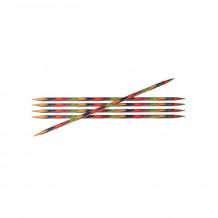KnitPro Symfonie Спицы чулочные 20 см