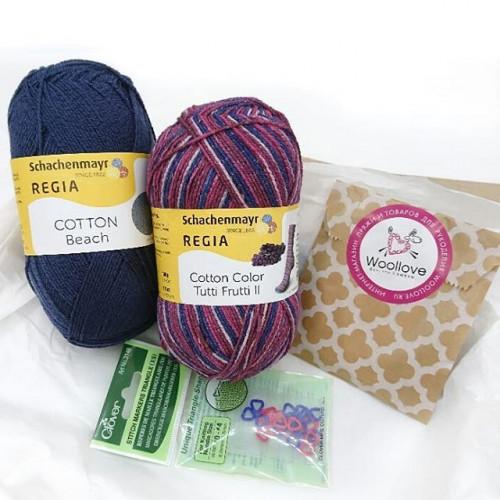 Наборы для вязания носков!
