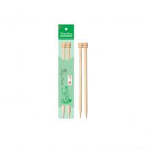 ChiaoGoo Спицы прямые бамбуковые 30 см
