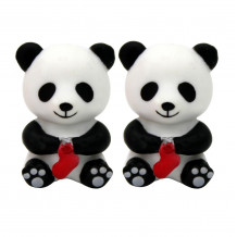 HiyaHiya Наконечники для спиц Panda, 2 шт.