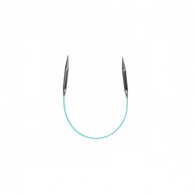 HiyaHiya Sharp Спицы металлические укороченные 40 см круговые