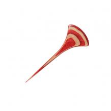 KnitPro Застежка фибула Shell, дерево