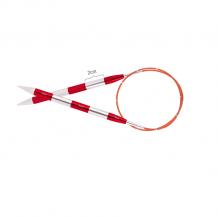 KnitPro SmartStix спицы круговые укороченные 40 см