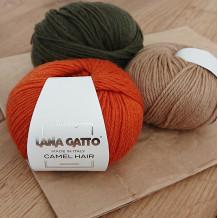 Lana Gatto Camel Hair