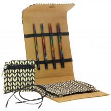 Lana Grossa Design-Wood Color Brown Набор спиц