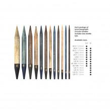 Lykke Driftwood съемные спицы 12,5 см
