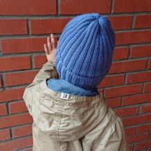 Описание шапочки с отворотом Merinoull