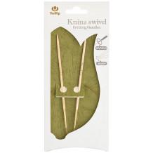 Tulip Спицы бамбуковые 60 см круговые